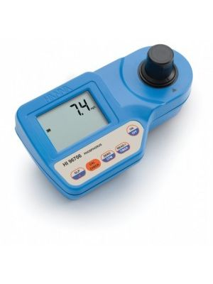 HI96710 Chlorine Free & Total, & pH - Photometer mobile