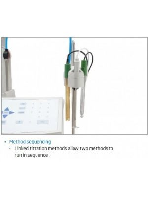 HI902C - Titration System - Potentiometric (pH/ORP/ISE)