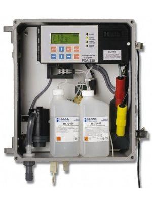 PCA 330 Online pH / ORP / Chlorine / °C - Analyzer / Controller