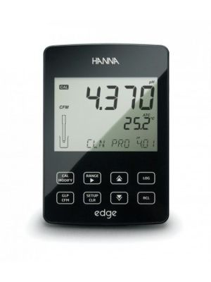 HI2020F edge™ Fullpack - pH/DO/EC/TDS/NaCl/°C Meter including 3 Electrodes