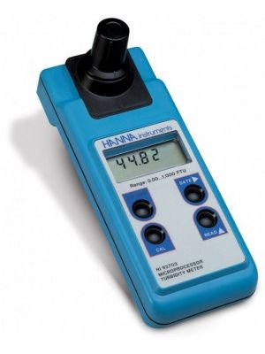 HI93703C* Turbidity Meter ISO 7027 with Calibration Standard & Casing