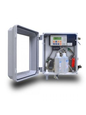PCA 340 Online pH / Chlorine / °C - Analyzer / Controller- 2 Analog Outputs