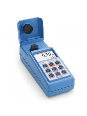 HI93414* Turbidity Meter + Chlorine US EPA with PC Interface