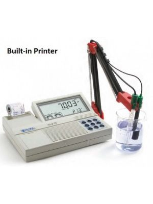 HI122 pH / ORP / °C Meter / 5-Point Calibration with Built-in Printer