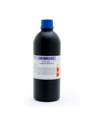 HI4003-01* ISE 0.1 M Cadmium Standard , 500 ml Bottle