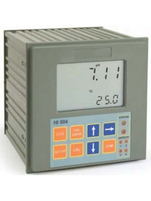 HI504112-2 pH/ORP Controller - 1 setpoint / digital and analog output