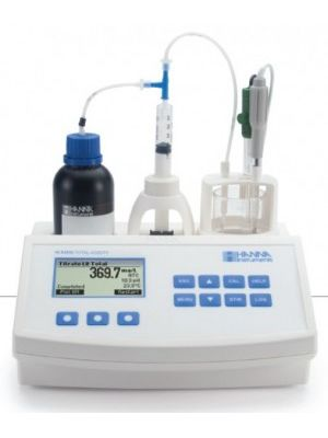 HI84530* Total Acidity Mini Titrator for Water Analysis