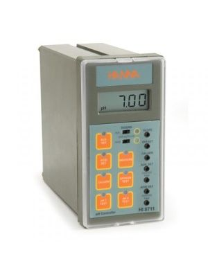 HI8711 Dual Setpoint - pH analog Controller with 4 to 20mA