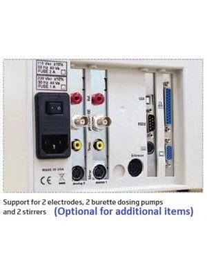 HI902C - Titration System - Potentiometric (pH/ORP/ISE)