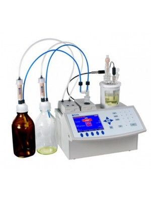 HI904 Karl Fischer Coulometric Titrator - 1ppm to 5%