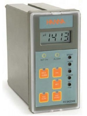 HI943500A Conductivity Controller, 0 to 199.9 mS/cm with 4 to 20mA