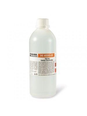HI4000-00* ISA Halide ISE, 500 ml Bottle