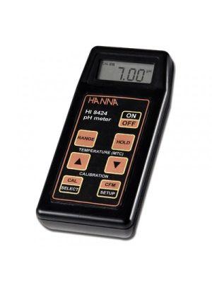 HI8424 pH/mV/°C Meter- basic (BNC)