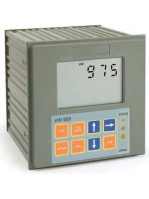 mV600111-2 ORP Controller - 1 setpoint / digital and analog output