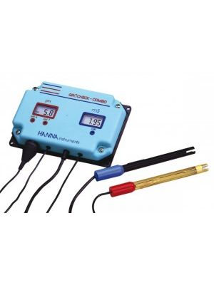 HI981405N pH / EC & TDS-Indicator with Electrode GRO'CHEK