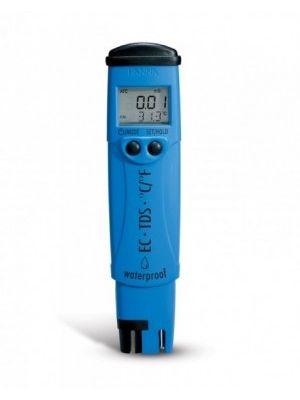 HI98311 DiST®5 EC/TDS/C°-Tester, (0-3999 µS/cm - 0-2000 mg/l (ppm)) waterproof